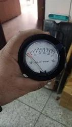 Dwyer 2-5000-100MM Minihelic II Differential Pressure Gauge 0-100 MM WC