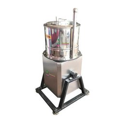 Ginger and Garlic Paste Machine