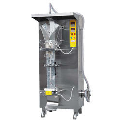 Single Track Milk Packing Machine