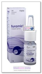 Furamist Nasal Spray, Packaging Type: 6 Gm In 1 Bottle
