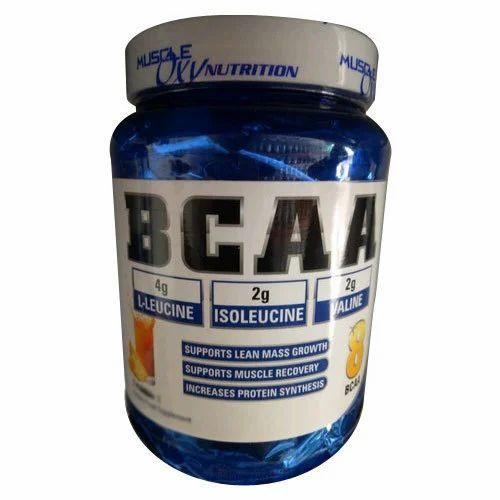 Bcaa capsules or powder