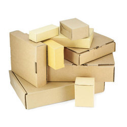 Spare Parts Corrugated Box