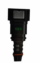 9.89-ID6-180 Degree Fuel Connector