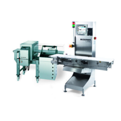 Check Weigher and Metal Detector
