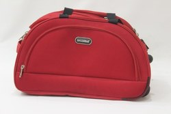 Trolley & Duffle Available in man y colors Luggage Bags, For Travelling