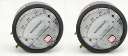 Sensocon USA Differential Pressure Gauge 0 To 80 Mm Wc