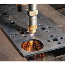 Not Specified Mild Steel CNC Plasma Metal Cutting Services, Mining