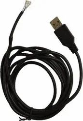 Replacement USB Cable Of Morpho E3, e2 Usb Cable (black)