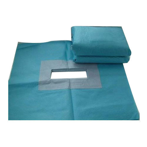 Plasti Surge Eye Drape, for Hospital and Clinic