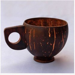 Coconut Shell Coffee Cup