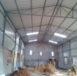 Dairy Prefabricated Structure