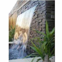 Front Yard Grass Waterfall Designing Service, Chhattisgarh, Coverage Area: <1000 Square Feet