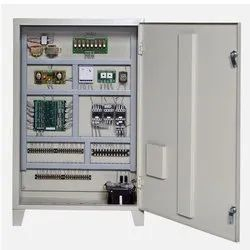 Quick Fab Mild Steel Elevator Control Panel, For Elevators