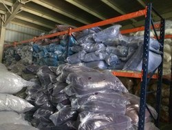 Warehouse Loading Racks