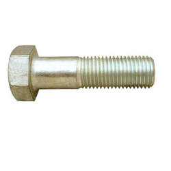 Steel Hex Head Bolt