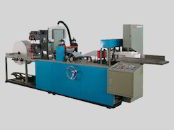Mohindra Automatic Paper Napkin Machine, Capacity: 400 to 450 Sheet Per Minute