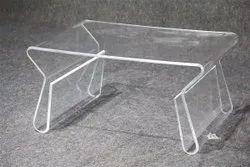 Acrylic Center Table
