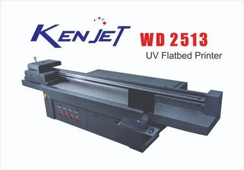 Kenjet UV Flatbed Printing Machine