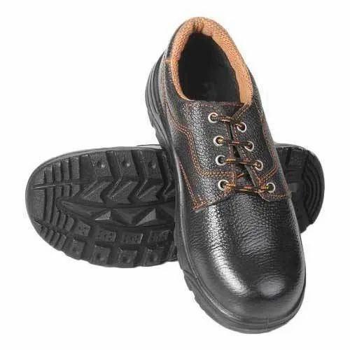 PVC Sole Safety Shoes