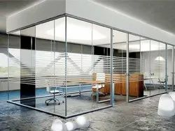 Demountable Office Partition