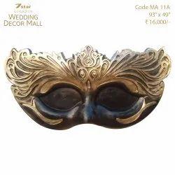MA11A Fiberglass Mask