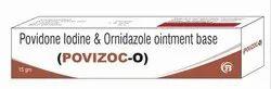 Povidone Iodine(IP), Ornidazole Cream