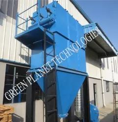 Dust Collector for Foundries
