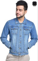 Lycra Club Twenty One Men's Denim Jacket