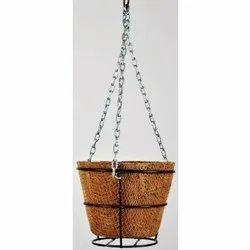 15cm Coir Hanging Basket