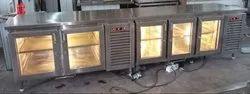5 Door Back Bar Cooler