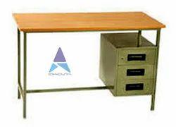 Steel Office Table 2 x 4