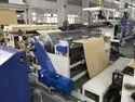 Single Side High Speed Paper Lamination Machine with Auto-Splicer