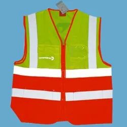 Airlines Safety Reflective Vest
