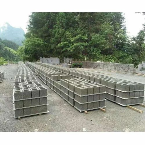 Recycled Plastic Paver Block Pallet