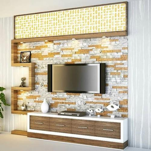 Modular Cabinets Living Room: Modular TV Unit At Rs 20000 /piece