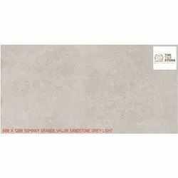 600 x 1200 Somany Grande Valor Sandstone Grey Light
