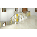 Floor Mounted Railing