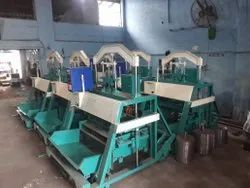 Hollow & Solid Concrete Block Making Machine