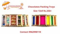 Chocolate Packaging Trays