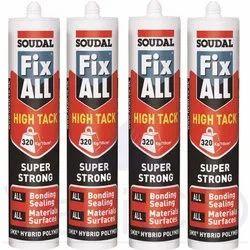 Soudal Fix All High Tack Adhesive Sealants