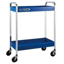 2 Shelves Roll Cart