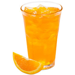 Orange Soft Drink Concentrate, Packaging Type: Can