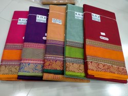 South Indian Cotton Saree