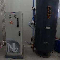 Nitrogen Generator Scrubber