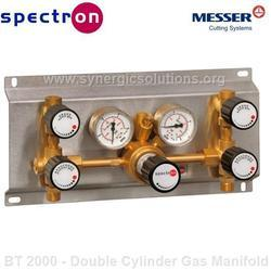 BT 2000 Double Gas Manifold Panel