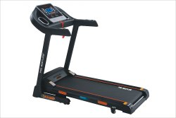Manual Incline Motorized Treadmill 121