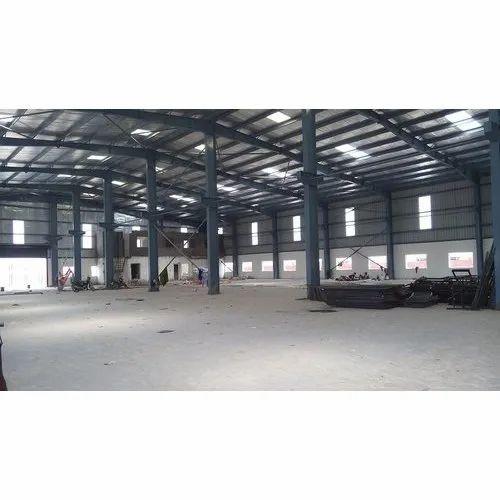 BCC Warehouse Construction Service
