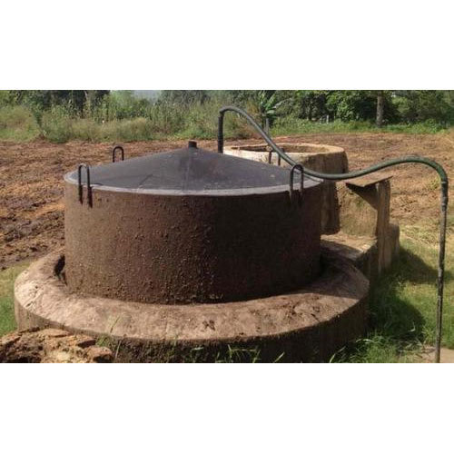Cow Dung Plant Solarizer Spring Solar Water Heater Suraaj Techno