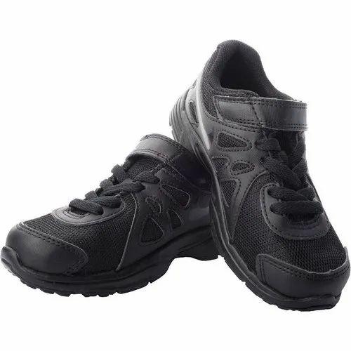 Black Men Nike School Shoes, Rs 2250