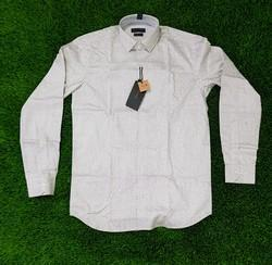 zara Cotton Men''''S Designer New Latest Shirts, Size: Medium
